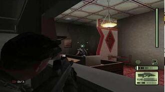 Splinter Cell 1 PS2 PCSX2 HD Walkthrough Прохождение – Миссия 10 Китайское посольство 2