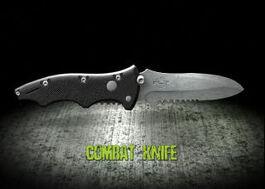 SC 'Protector' Combat Knife
