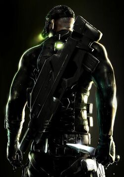 Sam Fisher stealth suit
