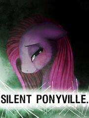 Silent ponyville chapter 1 by jake heritagu-d3iwfbu