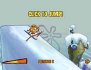 Bikini Bottom Big Jump click to jump