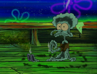 Burnt Squidward2