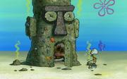 Squidward's Trash House10