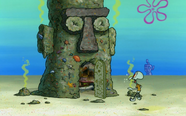 Squidward's Trash House10