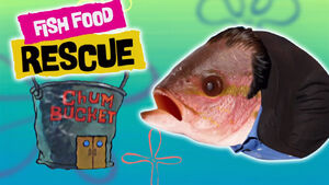 Fish Food Rescue The Krusty Krab