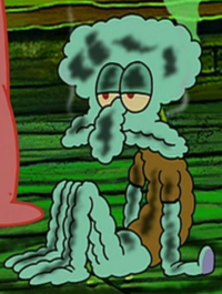Burnt Squidward4