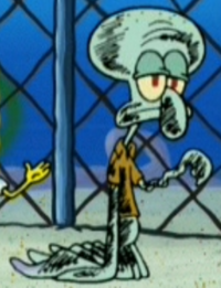 Burnt Squidward5