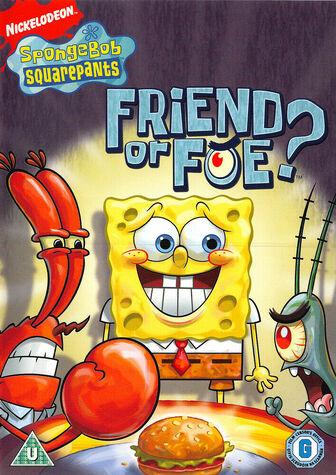 File:Friend or Foe? UK DVD.jpeg