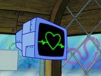 SpongeBob SquarePants Karen the Computer Heart-1