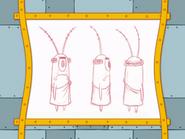 Spongicus Plankton