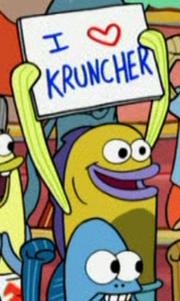 I heart Kruncher