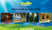 Where Would You Live in Bikini Bottom? - Where would you want to live?