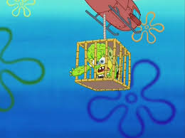 File:SpongeBob with ick in cage.jpg