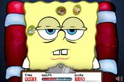 Deep Sea Surgeon - SpongeBob unsatisfied
