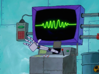 SpongeBob SquarePants Karen the Computer Arms-1