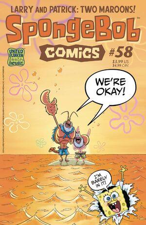 SpongeBobComicsNo58