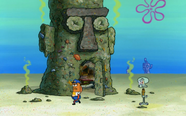 Squidward's Trash House12