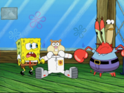 Mr. Krabs in Bubble Troubles-4