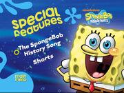 Disc 2 special features menu