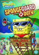 SpongeGuard on Duty New DVD