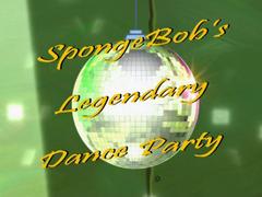 SpongeBob's Legendary Dance Party - Titlecard