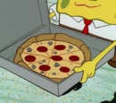 Krusty Krab Pizza