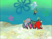 Larry in Bubble Buddy-26