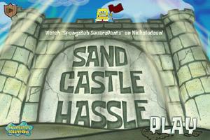 Sand Castle Hassle