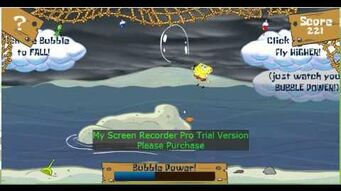 Spongebob Game Hurricane Havoc