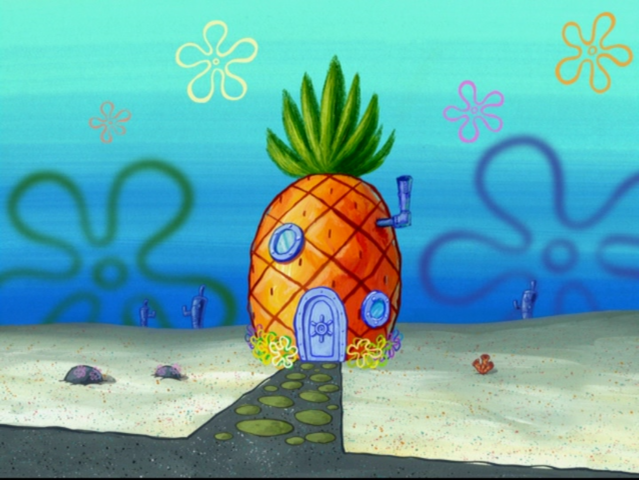 File:SpongeBob's pineapple house in Season 5-5.png