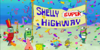 Shelly Superhighway Parade