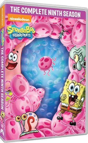 SpongeBobSquarePants S9