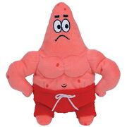 SpongeBob Patrick Muscle Man