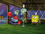 Mr.Krabs in Graveyard Shift-5