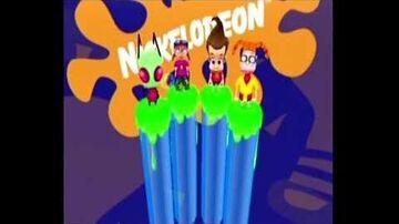 Nickelodeon Party Blast GameCube Longplay