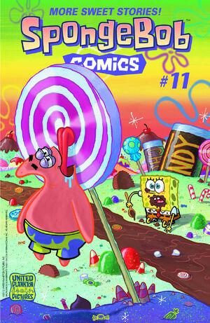 SpongeBobComicsNo11