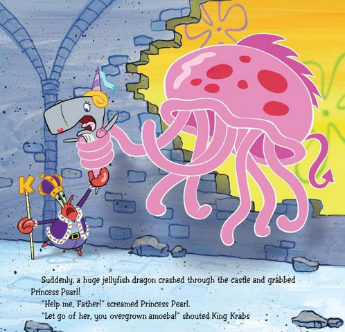 File:SpongeBob SquarePants Pearl Krabs Character Book Scene Nickelodeon 6.png