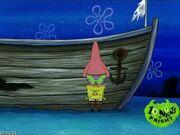 Spongebob Squarepants S08E06 Ghoul Fools PDTV XviD-BRICKSQUaD screenshot 1