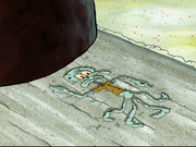 Squidward in The Main Drain-26