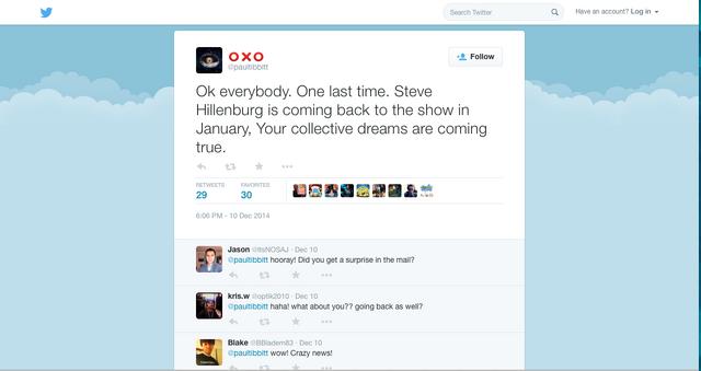 File:Paul Tibbit's Twitter - Stephen Hillenburg is coming back.png