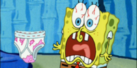 Patrick's underwear