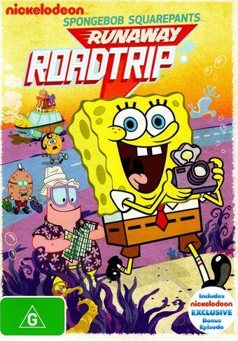 File:SpongeBob SquarePants Runaway Roadtrip Australian DVD.jpg