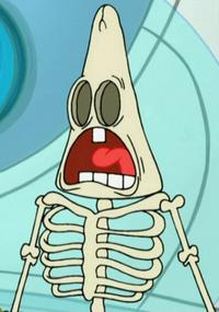 Skeleton Patrick