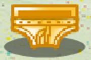 RoundPants Runaround - Underwear in gold