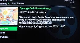 Safety Freak YTV listing