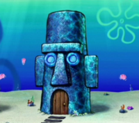 -Squidward House