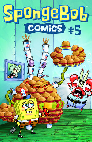 SpongeBobComicsNo05