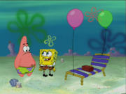 Patrick in The Sponge Who Could Fly-29