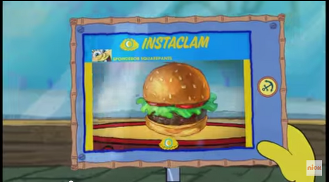 File:SpongeBob Checks His Instaclam 06.png
