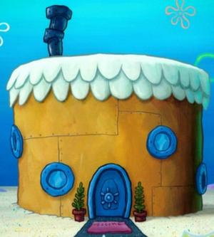 Harold and Margaret SquarePants' House